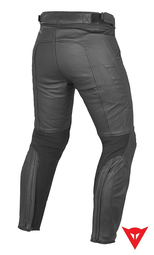 Dainese Leather Pants Pony C2 Pelle - back