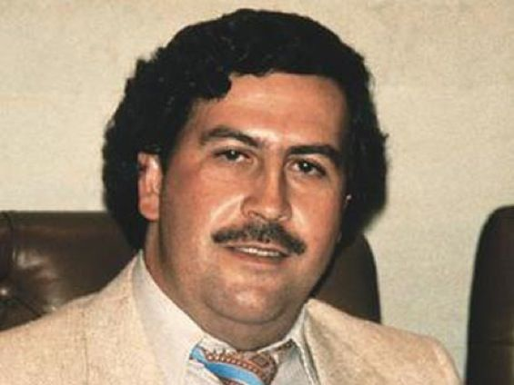 Pablo Escobar controlled 80% of cocaine in the world at one time. Ruthless