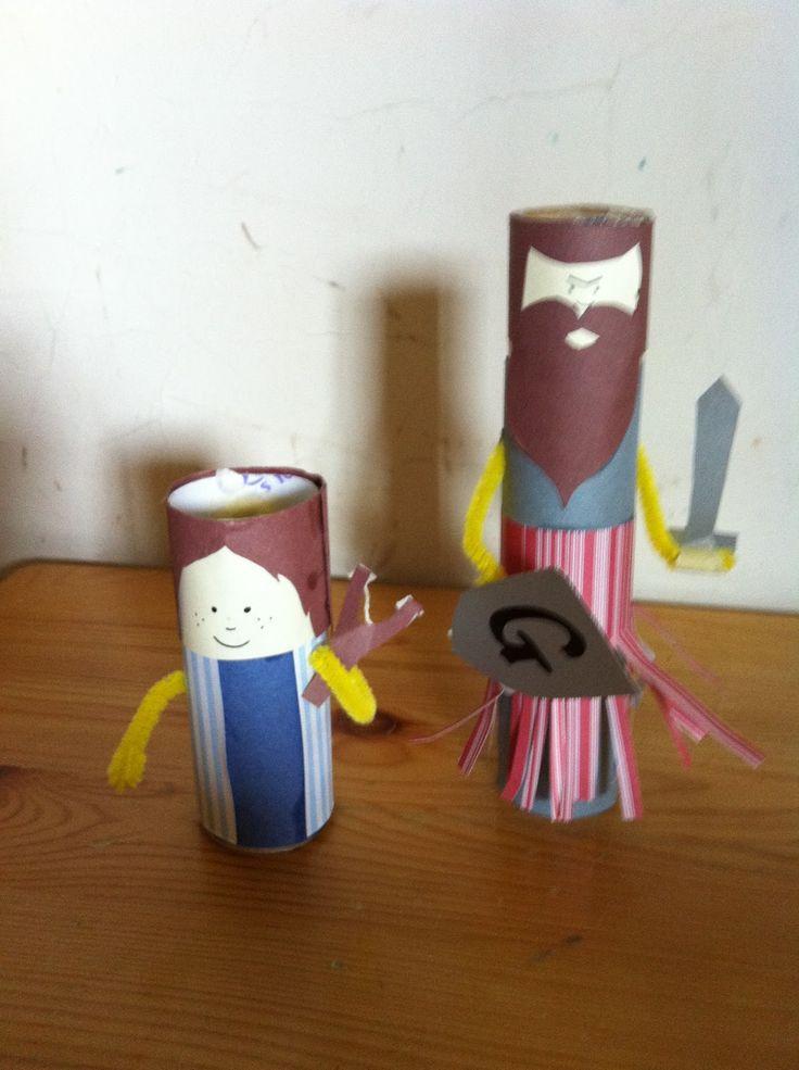 Crafty catholic mum david and goliath sunday school for David and goliath craft