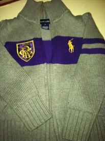 Toddler Ralph Lauren Sweater  Price: $19.99