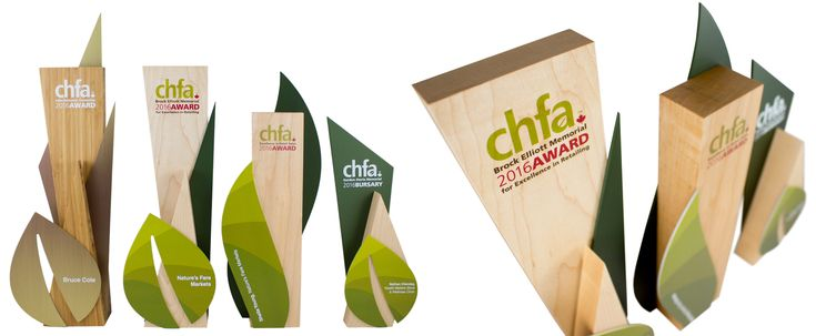 custom eco award collection - chfa
