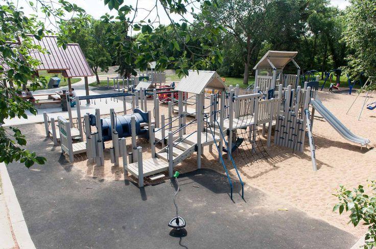 Park Allen Community League Playground