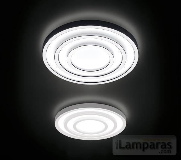diana plafon redondo blanco (4485-03) - Vibia / iLamparas.com