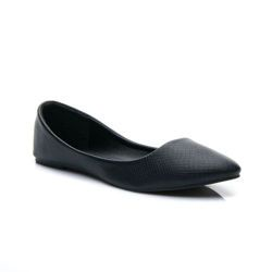 BALLERINA Výrobce: T & H FASHION Kód produktu: THK-0082B / S1-30P Barva: černá Typ Heel: byt Výška podpatku: 0 cm - 3 cm Typ nosu: full Sezóna: jaro / léto https://cosmopolitus.eu/product-cze-94373-DAMSKE-BALERINY.html #Baletka #jarní #moda #pohodlne #levne #styl #hladky #monochromaticke