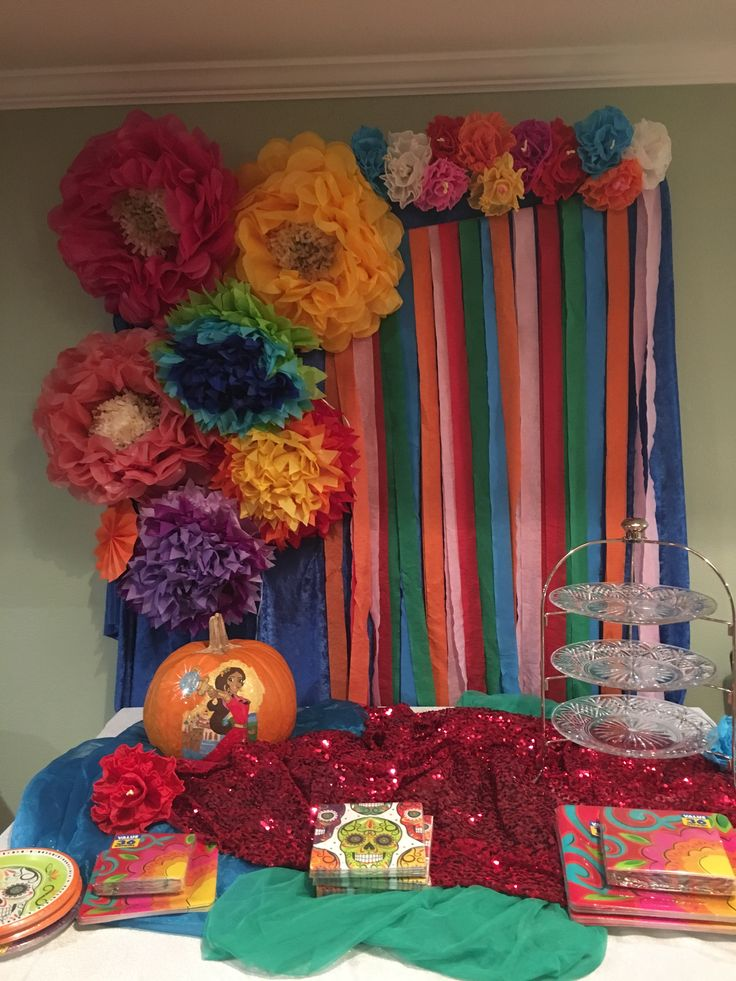 Elena of avalor party ideas party ideas pinterest - Ideas diy decoracion ...