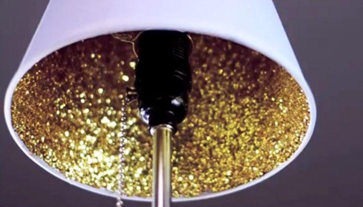 Διακοσμητικό DIY: Δώστε Λάμψη στο Παλιό Φωτιστικό σας
