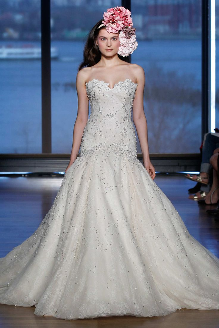 25 best wedding dresses images on pinterest bridal fashion ines di santo spring bridal 2015 collection ombrellifo Choice Image