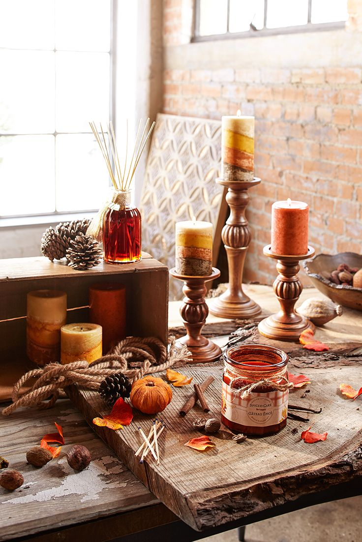 85 best images about Fall & Harvest Decor on Pinterest