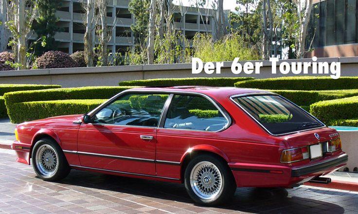 BMW 6 serie touring
