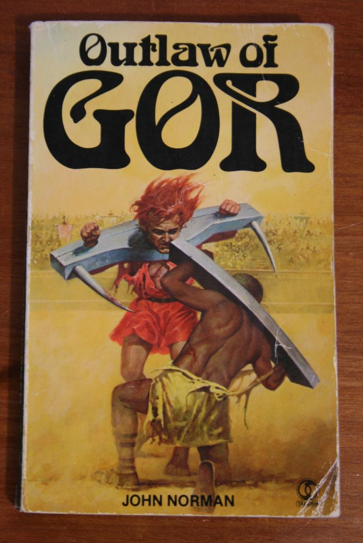 A science fiction classic - the second in the Gorean chronicles. Enjoyable.