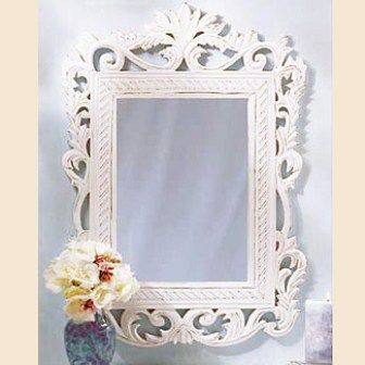 beautiful mirror classic square bronze mirror A Classic Beautiful