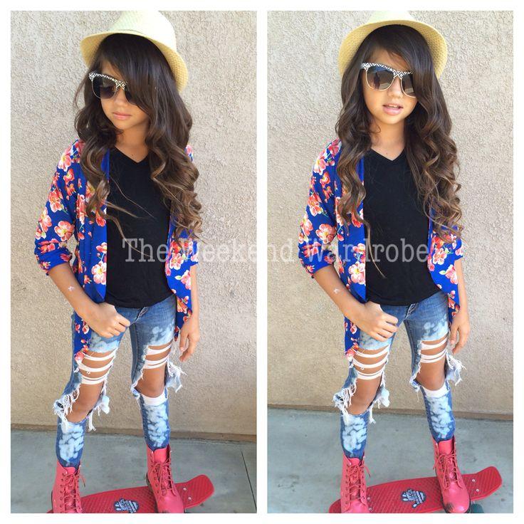 66 best Kids trendy clothing images on Pinterest