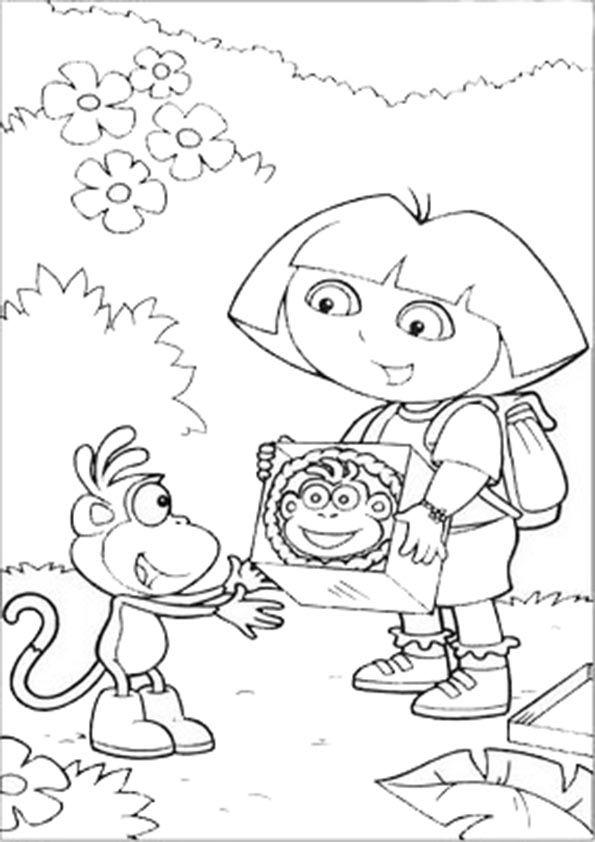 Ausmalbilder Malvorlagen Dora 39 Ausmalbilder Kostenlose Ausmalbilder Malvorlagen Fur Kinder