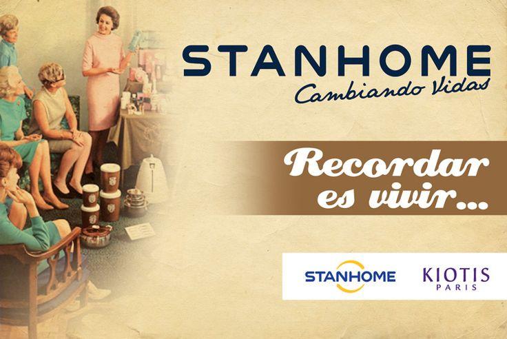Stanhome te lleva al pasado y te cuenta la esencia de su historia.