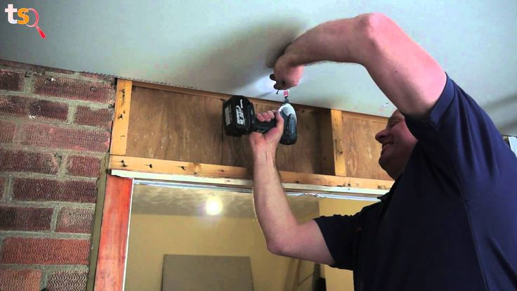 Plasterboard - How to hang a ceiling