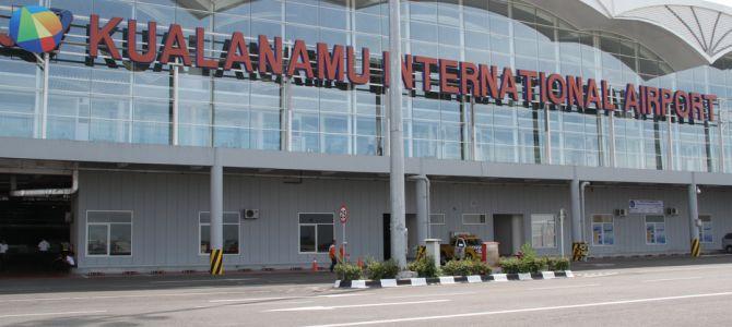 Sejarah bandara kualanamu (Medan)