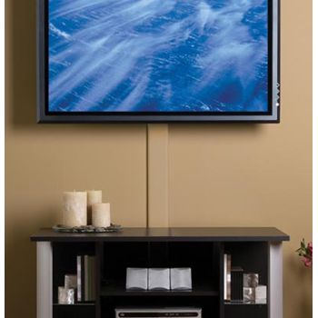 25 best ideas about tv cord cover on pinterest tv wire cover hiding cords. Black Bedroom Furniture Sets. Home Design Ideas