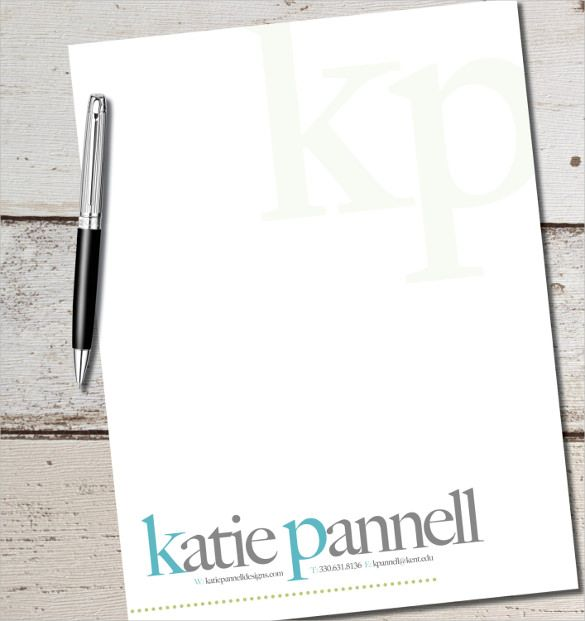Personal Letterhead Sample: Best 20+ Business Letter Sample Ideas On Pinterest