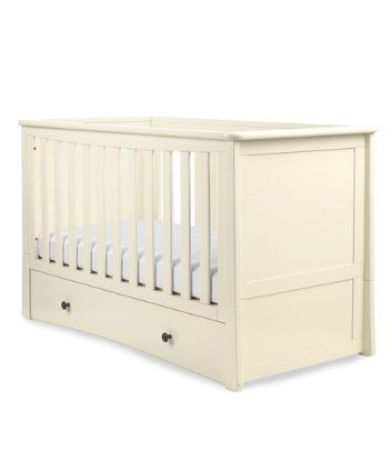 mothercare harrogate cot bed almond cot beds mothercare - Armoire Bebe Winnie Lourson