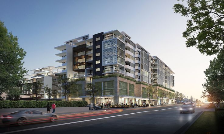 ABW - Architecture: Arncliffe Project #Renders