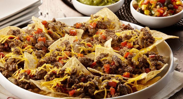 Nachos Grande Supreme - Everyday Cooking - McCormick.com - This restaurant-quality appetizer is delicious and quick and easy to prepare. McCormick® Fajitas Seasoning Mix provides a nice citrus background, uniquely different from that of typical taco flavor.