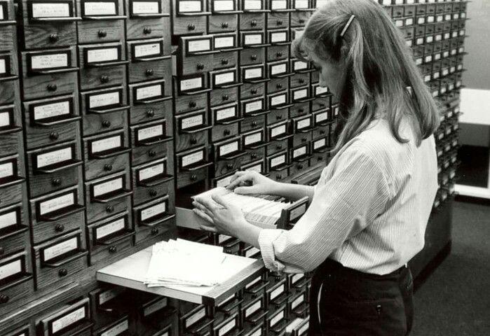 The Library  Dewey Decimal System