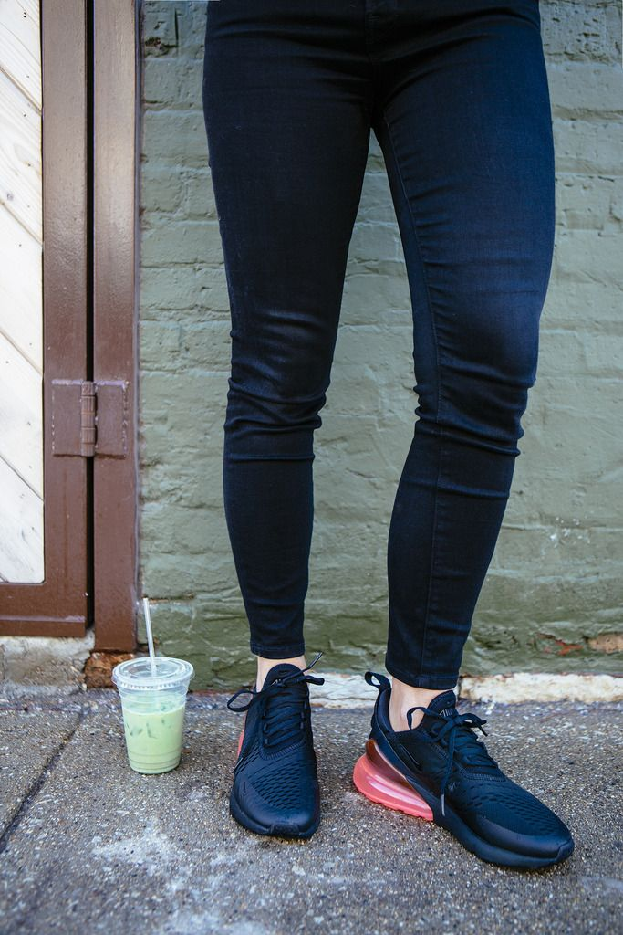 new product 4b246 0fa40 Nike Air Max 270s + a matcha latte with oat milk :) | My ...