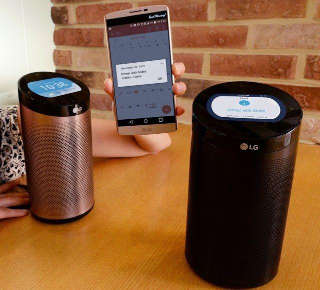 rogeriodemetrio.com: LG SmartThinQ Smart Home Hub