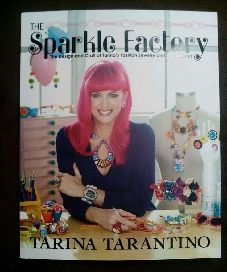 THE SPARKLE FACTORY - TARINA TARANTINO (PAPERBACK) NEW