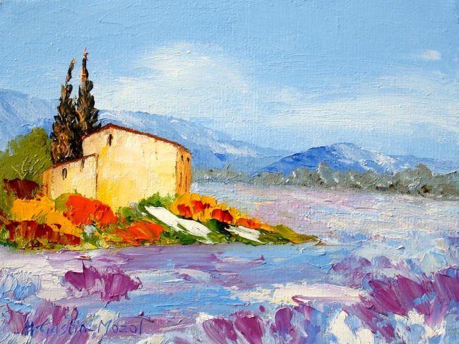 17 meilleures id es propos de peinture lavande sur - Peinture couleur lavande ...