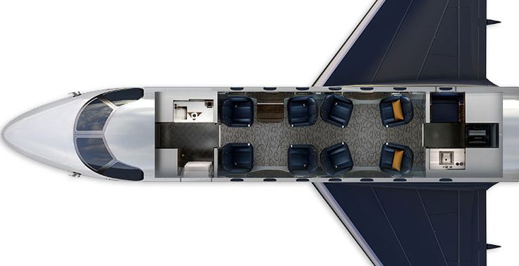 Legacy 500 Cabin Design & Configuration Overview