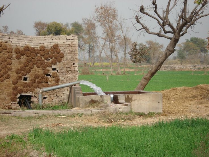 pakistan village