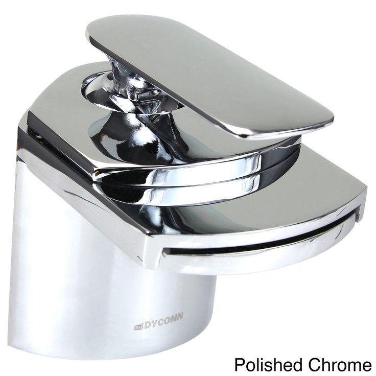 dyconn waterfall bathroom sink faucet by dyconn faucet