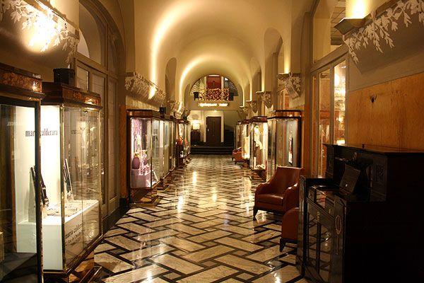 Hotel lutetia paris oh the places we will go pinterest - Le lutetia restaurant paris ...