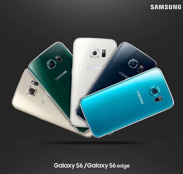 ombinația perfectă dintre sticlă și metal, plus culoarea ta preferată. Tu pe care o alegi? #GalaxyS6 #GalaxyS6edge