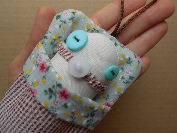 Zé Baby  soft toy rattle and baby room/crib charming. by Zezling, €11.00