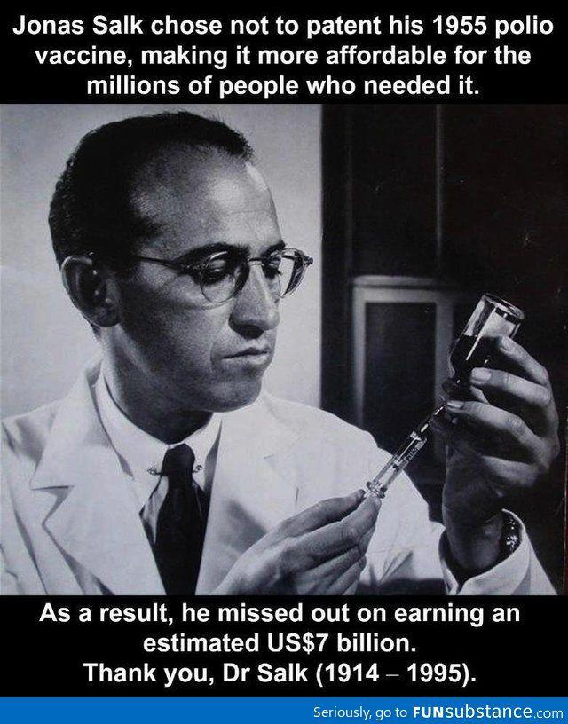 Good Guy Salk