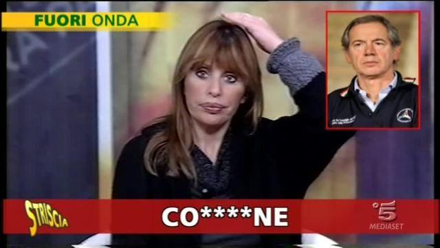 Video Striscia la notizia: Fuori onda di Alessandra Mussolini su Guido Bertolaso…
