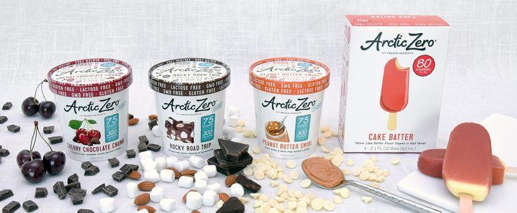 New Flavors | ARCTIC ZERO | The Pioneer of Fit Frozen Desserts