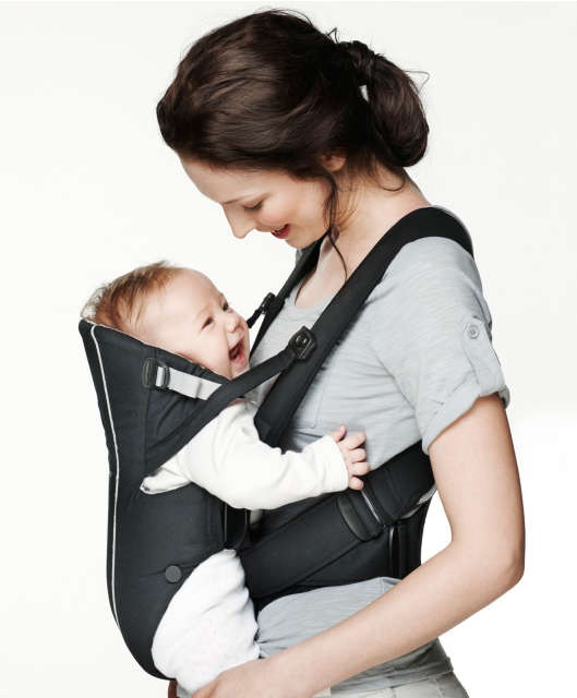 Baby Bjorn - Active Carrier Black/Silver