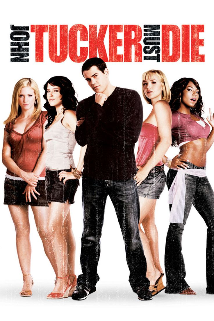 John Tucker Must Die. I watched this some time ago, but I do remember that I laughed almost all the way through it.