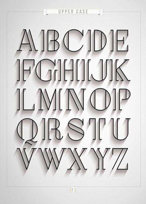 Célèbre Plus de 25 idées adorables dans la catégorie Typographie sur  NC68