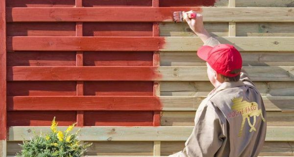 This homemade paint recipe is simple, non-toxic, and it costs next to nothing to make.Keep in mind that this paint is perfect for painting a fence other outdoor items like…