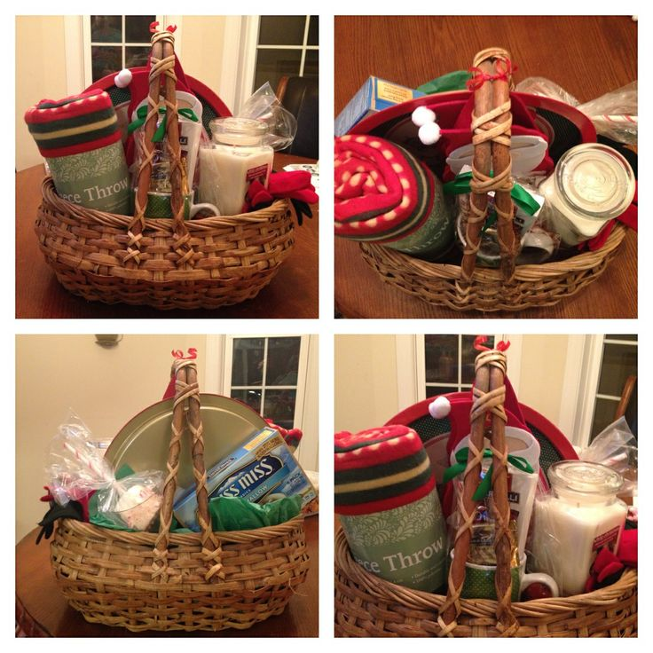 Best Christmas Gift Ideas: 17 Best Images About Christmas Basket Ideas On Pinterest