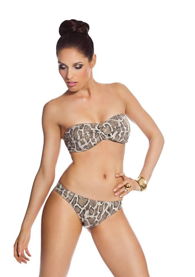 Yarara bandeau bikini