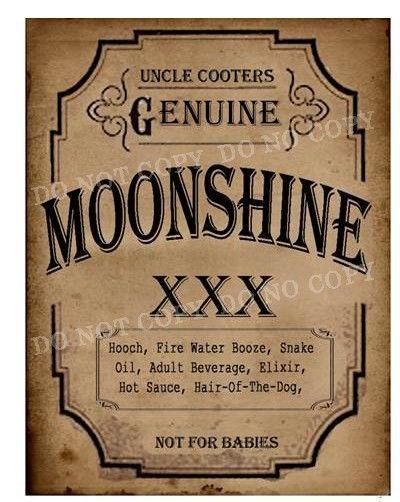 Vintage Moonshine Label | www.imgkid.com - The Image Kid ...