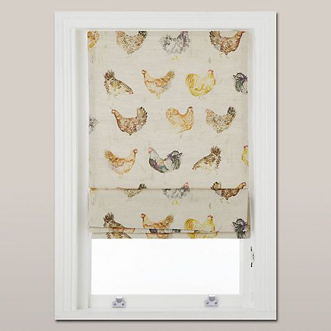 Buy Voyage Chook Chook Daylight Roman Blind Online At