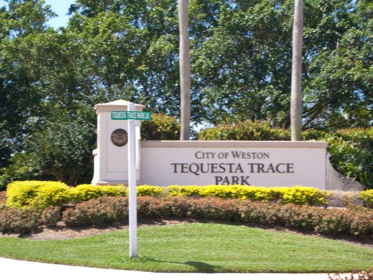 Tequesta Trace Park