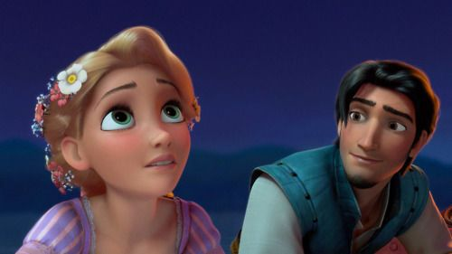 According to the animators for Flynn, he's meant to be 26 years old, thus making him 8 years older than Rapunzel, who is 18 in the film - the largest age gap between any other Disney couple.<< See, @Millie . A subconscious reason why I love Flynn. THE AGE GAP. LOL.
