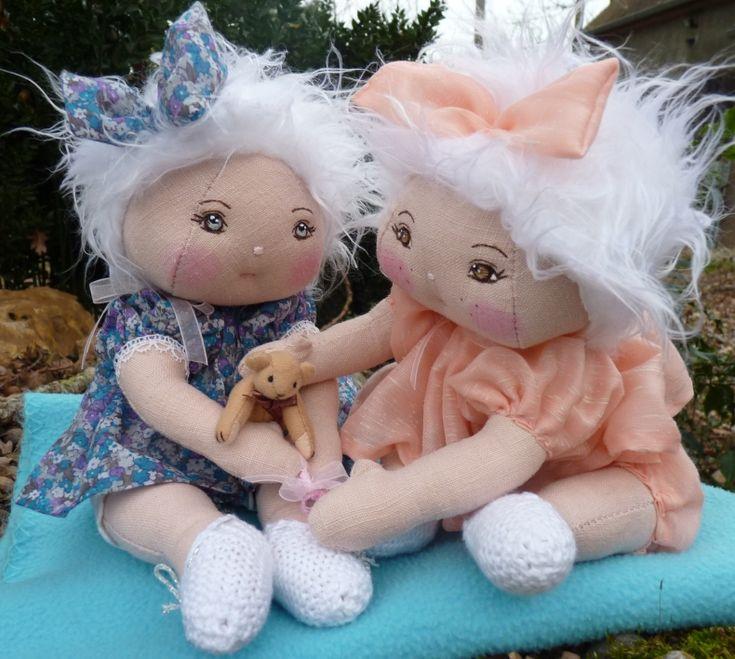 bonecas vaga-lumes engraçadas de La Ronde AUX Lucioles. Discussão sobre LiveInternet - Serviço russo diários on-line